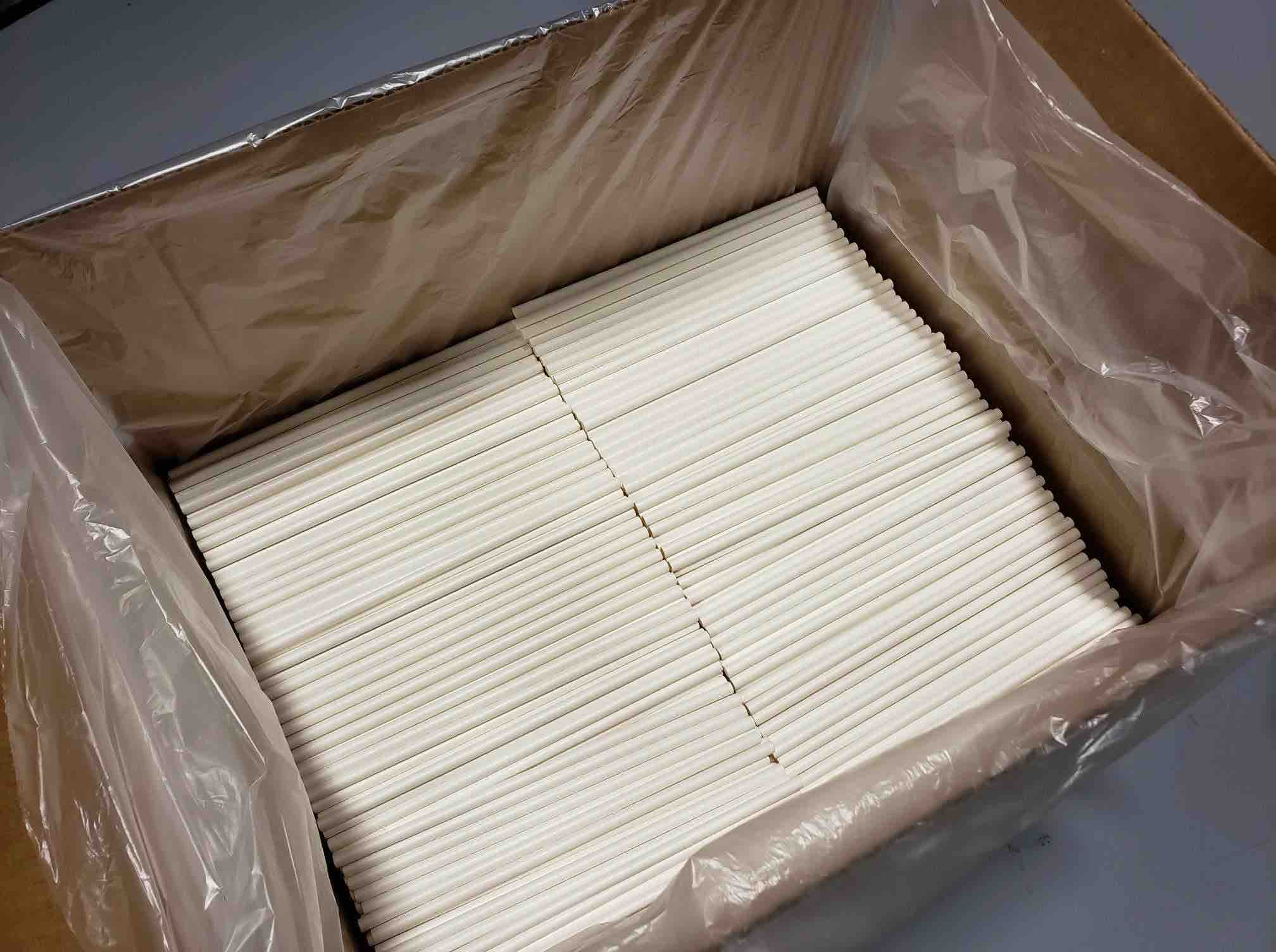 bulk paper straws unwrapped 5000 count 2