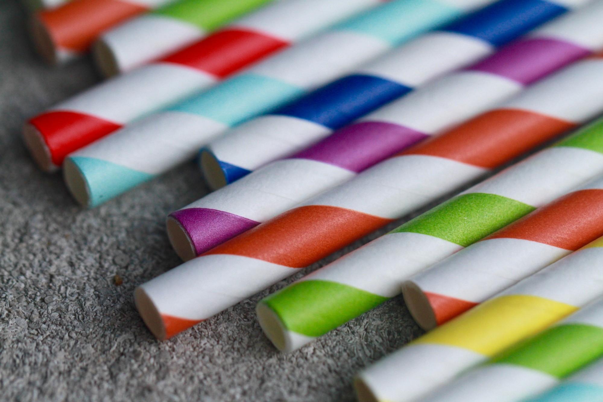 straws in bulk